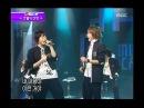 2004 02 21 TVXQ Hug 동방신기 허그 Music Camp