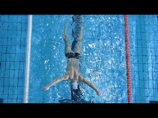 Как научится чувствовать воду | Школа плавания Евгения Коротышкина 3