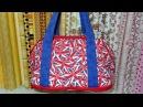 Bolsa sacola de tecido Plus Maria Adna Ateliê Cursos e aulas de bolsas e sacolas de tecido