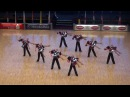 WDSF World Formation Latin 2012 | DUET PERM | RUS semifinal
