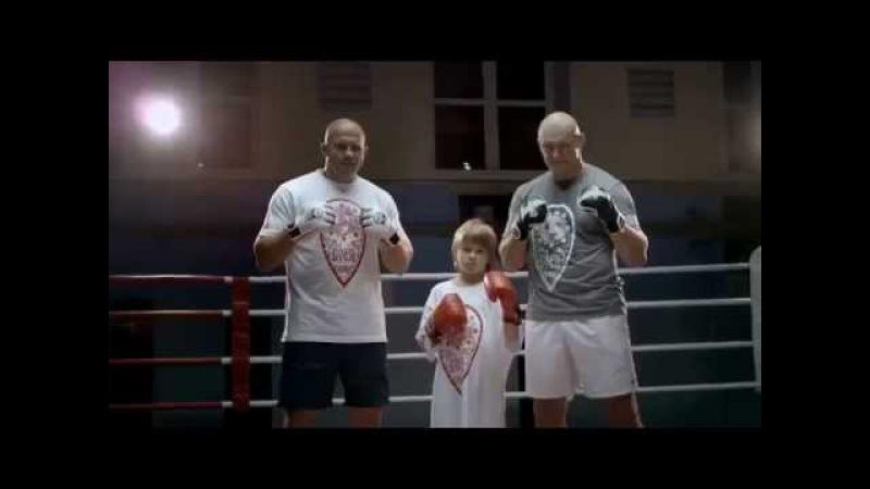 Боец: Спорт - это жизнь (Ф.Емельяненко и В.Демин)