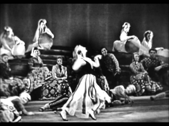 Танец с саблями Sabre dance Bolshoi Theater Conducting