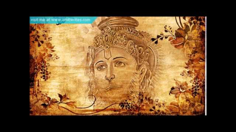 Instrumental - Hanuman Chalisa (Sitar, Flute Santoor)