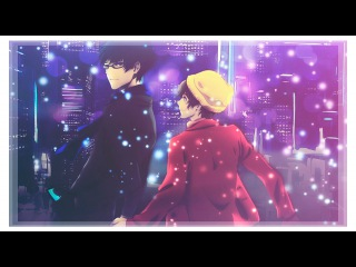 It's all for you...[amv] Zankyou no Terror