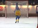 Bandy-VM 2009 - Straffavgörandet mot ryssarna