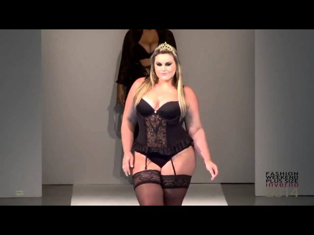 Нижнее белье Show часть 2 Fashion Lingerie Show part 2