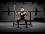 Женский фитнес. Приседания для накачки попы. Эффективные упражнения для девушек