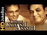 Best Of Kalyanji Anandji  Old Hindi Video Songs Jukebox  Bollywood Evergreen Songs