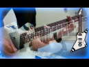Toccata And Fugue (Dracula Theme) - Metal Guitar Version - Full HD 1080p
