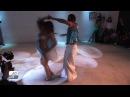 1° Congreso LambaZouk Bs. As. Argentina 2011 - Shows: Romina Hidalgo Braz Dos Santos