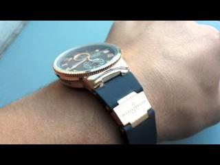 Отзыв на часы Ulysse Nardin Marine