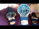 Часы наручные мужские ULYSSE NARDIN MARINE CHRONOMETER купить с доставкой