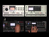 Elektron Jam Session 1 Analog Four, Octatrack, Machinedrum &amp Monomachine