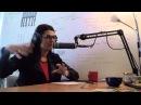 Мастер-класс по постановке голоса (упражнения для красивого голоса) для радио ВМЕСТЕ (Прага)