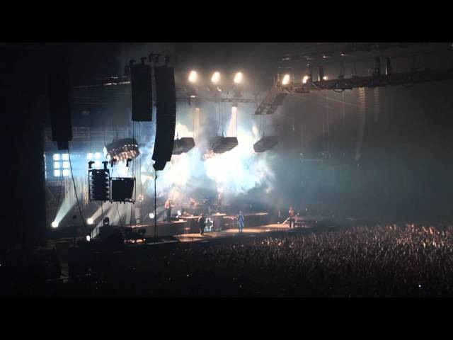 18 Rammstein - Ich will (Saint Petersburg 2012-02-13) Multicam by VinZ