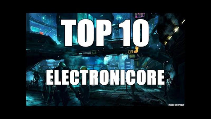 Top 10 Electronic Metal Rock and Electronicore Songs