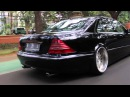 Mercedes Benz W220 stance / Redefined its Class