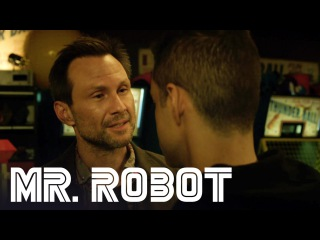 Mr. Robot: 'Are You a One or a Zero?' from 102
