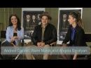 SMF Interviews Rami Malek, Angela Sarafyan Andrea Gabriel About Breaking Dawn Part 2 (Feb 2013)
