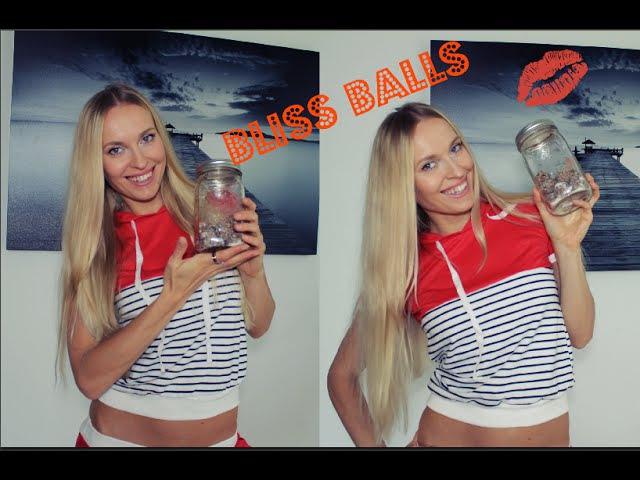 Чудо-шарики/ полезные/ быстрые/ сырые! BLISS BALLS recipe/raw/vegan