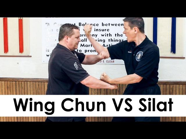 Wing Chun VS Silat