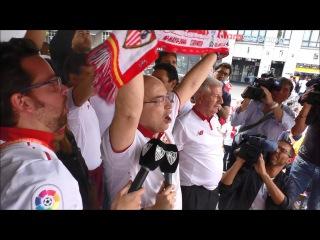 El discurso completo de Pepe Castro en la fan zone de Basilea