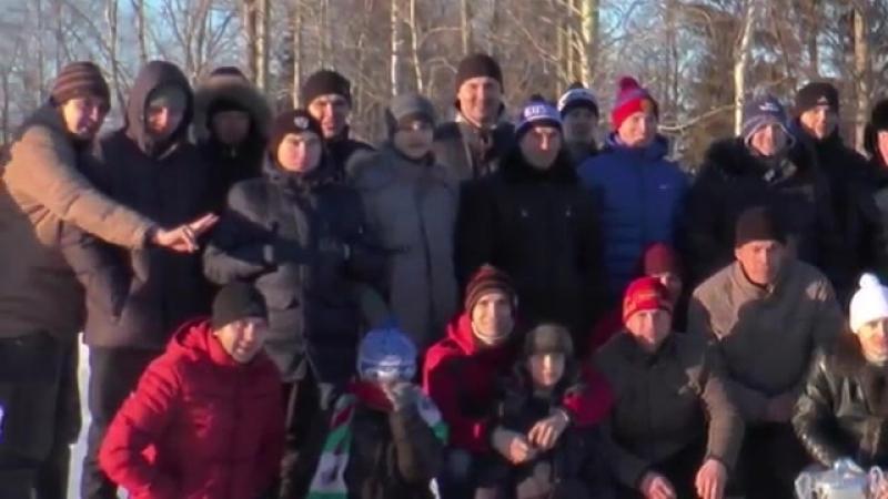 Кубок главы района по хоккею посвященный памяти Ильдара Халиуллова
