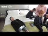 [2015MAMAxMPD] 151012 Jins surprise party
