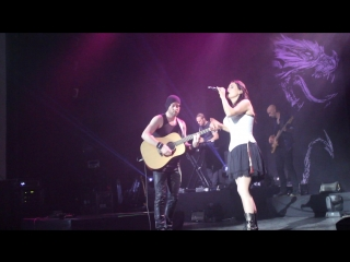 Within Temptation - Never Ending Story (Novosibirsk 19.10.2015)