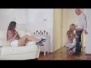 Зрелая и молоденькая, девушки трахнулись с мужиком (Iwia, Klarisa Leone,TEEN, MILF)