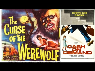 サ✚ Коллекция плакатов фильмов студии Хаммер (1934-1979)