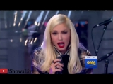 Гвен Стефани  Gwen Stefani - Make Me Like You (LIVE  утреннеe  шоу Good Morning America) 03 04 2016