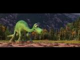 Хороший динозавр - фрагмент мультфильма