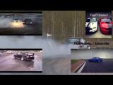 Volkswagen Scirocco 4WD drift