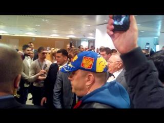 День Рождения Владимира Вольфовича Жириновского в Манеже #ввж70