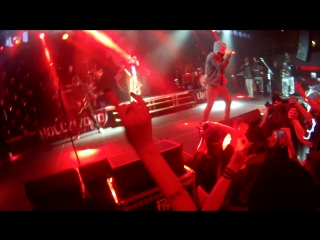 Hollywood Undead - Usual Suspects @ Prime Hall,Minsk 13.03.2016