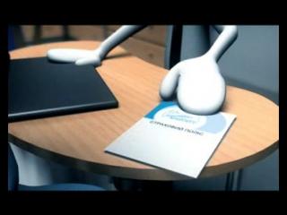 """Изготовление рекламного ролика для страховой компании """"Добробут"""""""