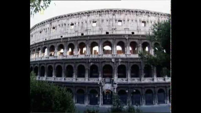 Римские акведуки. Древние технологии