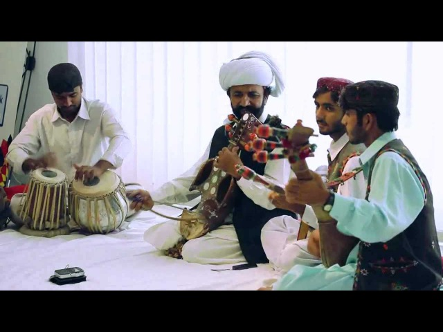 Balochi Seroz Instrumental 2 by Sachu Khan