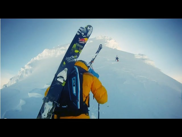 The Evolution of a Freeskier - Aksel Lund Svindal