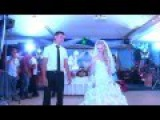 Первый,Самый Красивый Свадебный Танец Молодожёнов (08.06.2013)