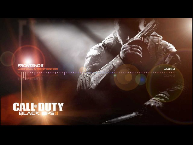 Call of Duty Black Ops 2 Soundtrack Imma Try it Out Remix by Jack Wall and Trent Reznor