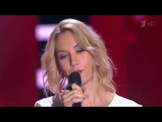 Алина Перова «Беспечный ангел» - Слепые прослушивания - Голос - Сезон 4