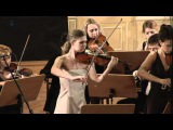 J.S. Bach - Concerto d-moll for two violins and strings, BWV 1043 - I, II