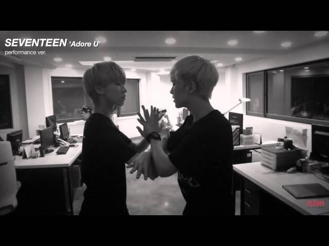 [Special Video] SEVENTEEN - 아낀다 (Adore U) Performance Ver.