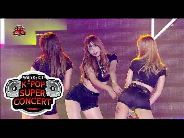 [HOT] EXID - AH YEAHUPDOWN, 이엑스아이디 - 아예위아래, DMC Festival 2015