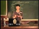2011 03 15 М П Чернышева О возможных механизмах восприятия времени в живых организмах