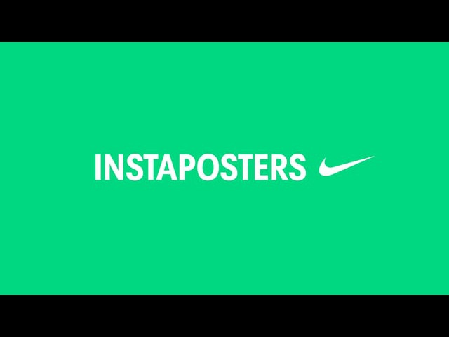 Nike Instaposters