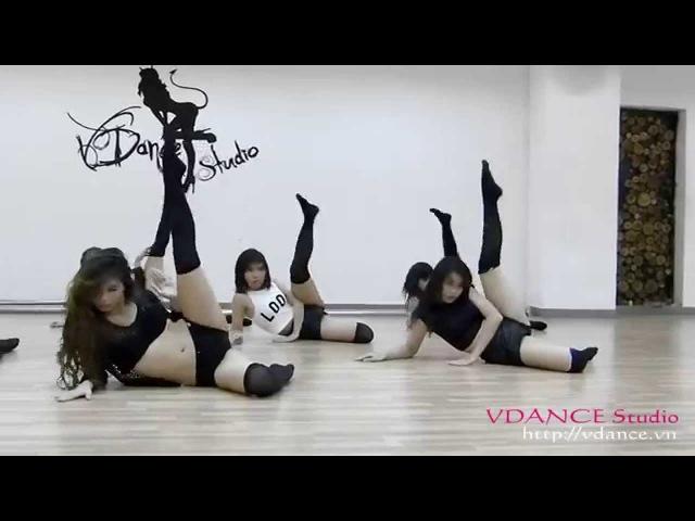 Strip Dance PARTITION Beyonce by Fox Kieu Ngoc