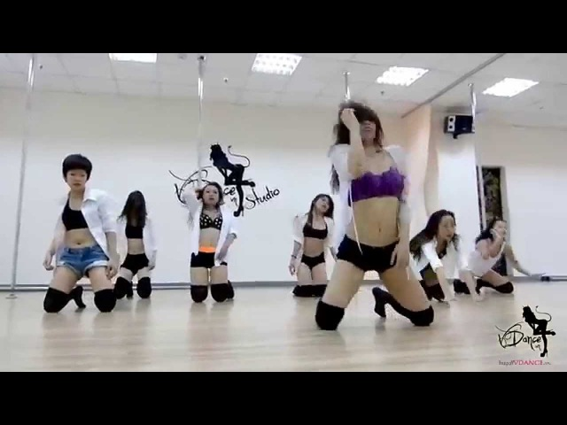 STRIP DANCE - Promise ( Ciara) by Fox Kiều Ngọc VDANCE